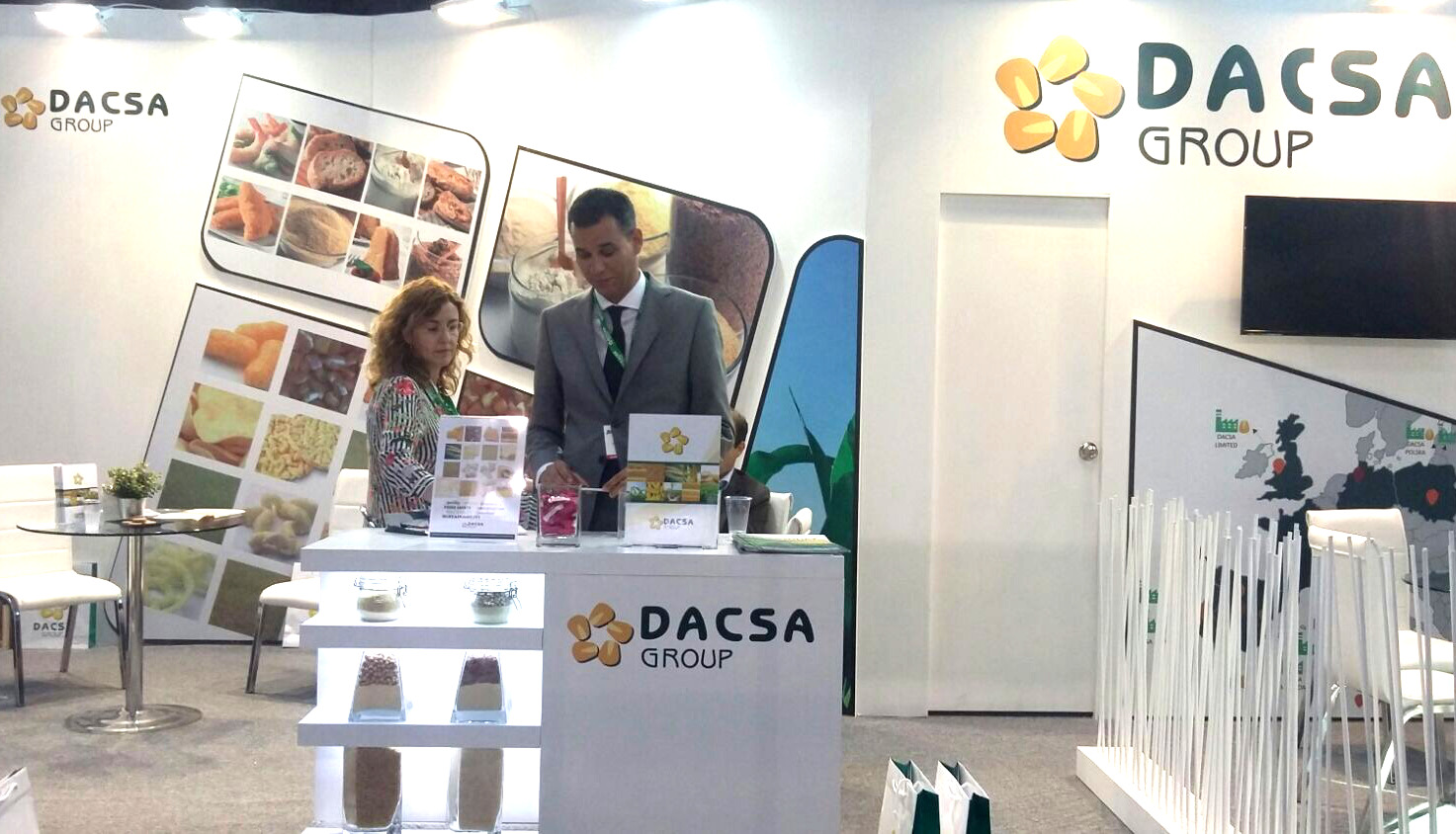 Dacsa Maize Snackex 2017